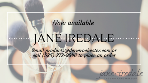 Now featuring jane iredale