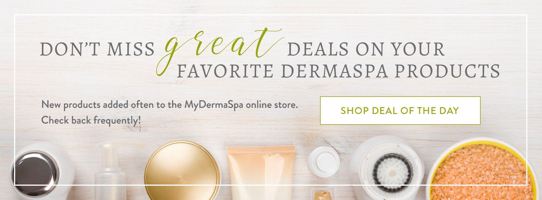 DermaSpa news
