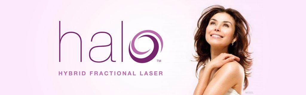 Halo Hybrid Fractional Laser promotional image