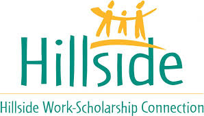Logo for Hillside, Hillside Work-Scholarship Connection