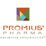 Promius Pharma logo with tagline, unlimited possibilities