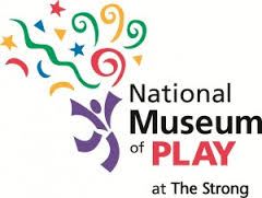 National Museum of Play at the strong logo