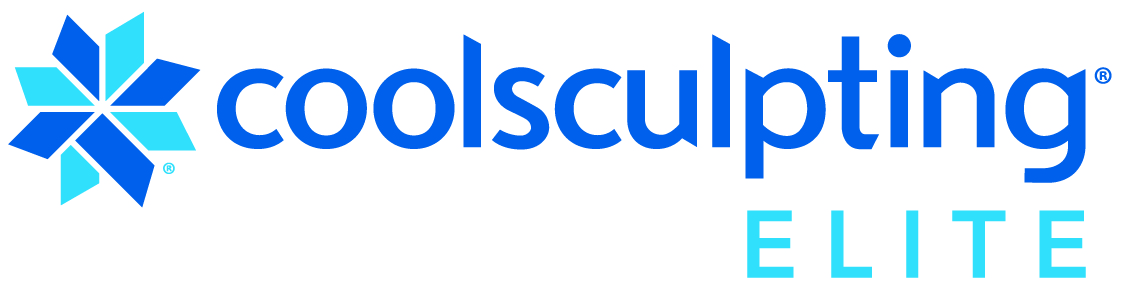 CoolSculpting logo with the CoolSculpting Certified Practice medallion below it.