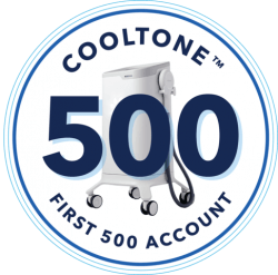 Cooltone first 500 account